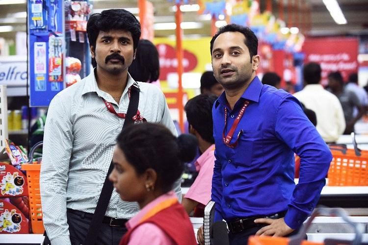 Learnt a lot from brother Fahadh Siva Karthikeyan on working in Velaikkaran
