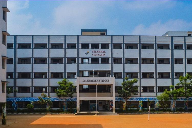 Velammal Educational Trust under I-T scanner dept searches 50 TN properties