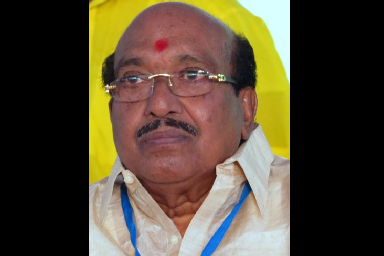 Vellapally Natesan should watch this video of a mother on loop