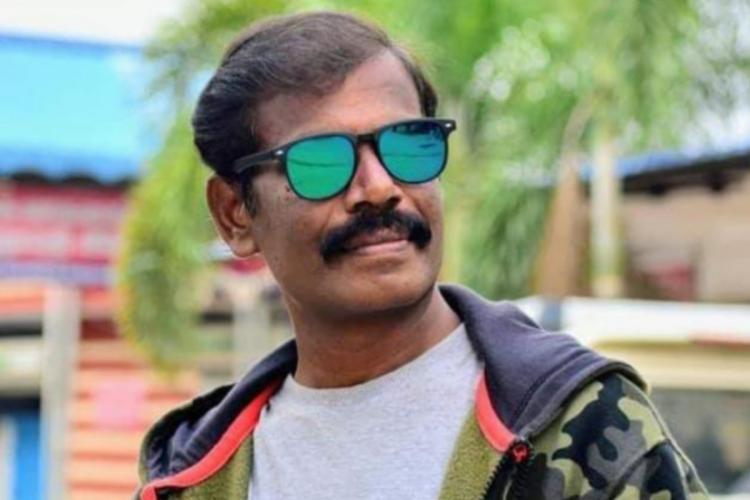 Vel Murugan camera person of Raj television