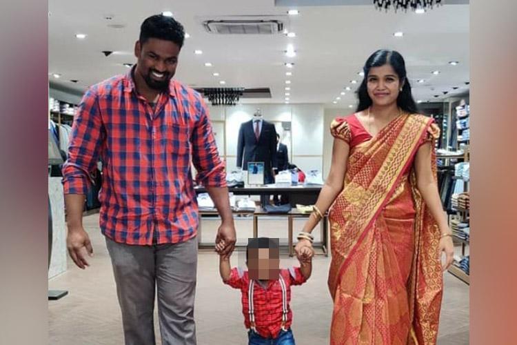 Wedding anniversary celebrations turn tragic for TN couple wife drowns in sea