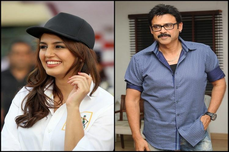 Venkatesh to pair up with Huma Qureshi