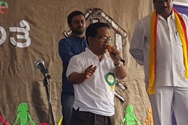 Make Bengaluru disabled friendly A para-athletes passionate plea at citys Beku Beda Santhe