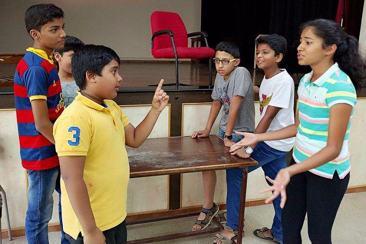 Moving past primetime shouting matches Ktaka initiative teaches kids to debate the right way