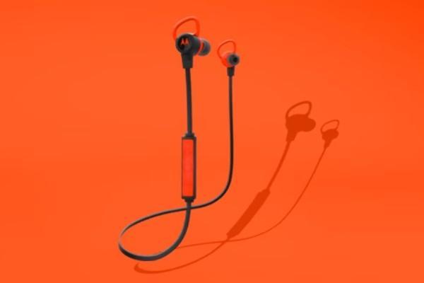 Motorola launches water-resistant Verve Loop Sports Bluetooth in-ear headphones in India