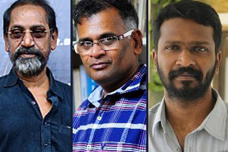 Me Too Listen to victims urge directors Vetrimaaran Jananathan writer Jeyamohan