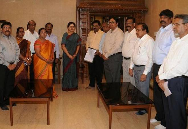 Full text Academics write to TN governor condemning Vice Chancellors meeting Sasikala