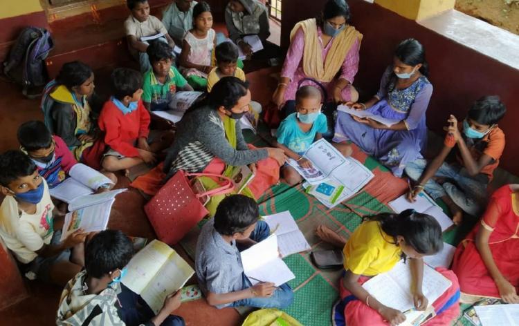 Vidyagama in Karnataka School