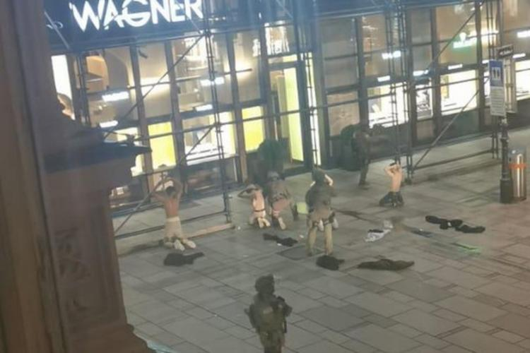 Interior Ministry in Austria said it appeared to be a teorrist attack