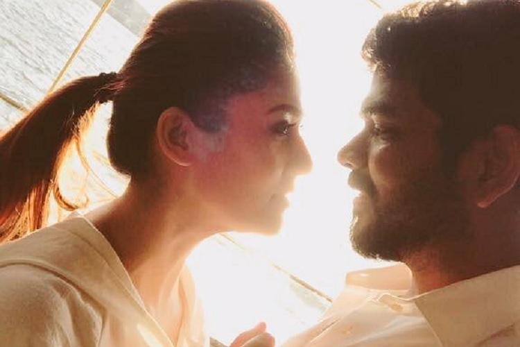Nayanthara and Vignesh pics Can the trolls who call her leftovers get a life and move on