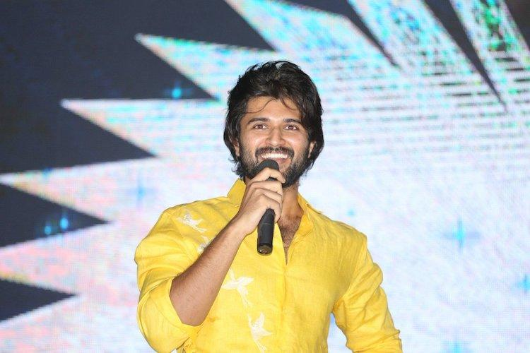 Vijay Deverakonda roped in for Kranthi Madhavs romantic flick