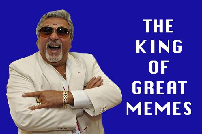 Check out hilarious memes on the loan-ly king of good times Vijay Mallya