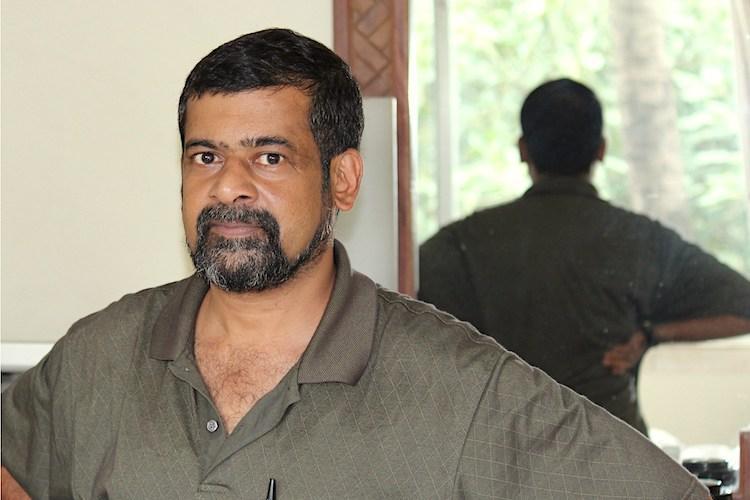 Madras Central poet and writer Vijay Nambisan passes away at 54