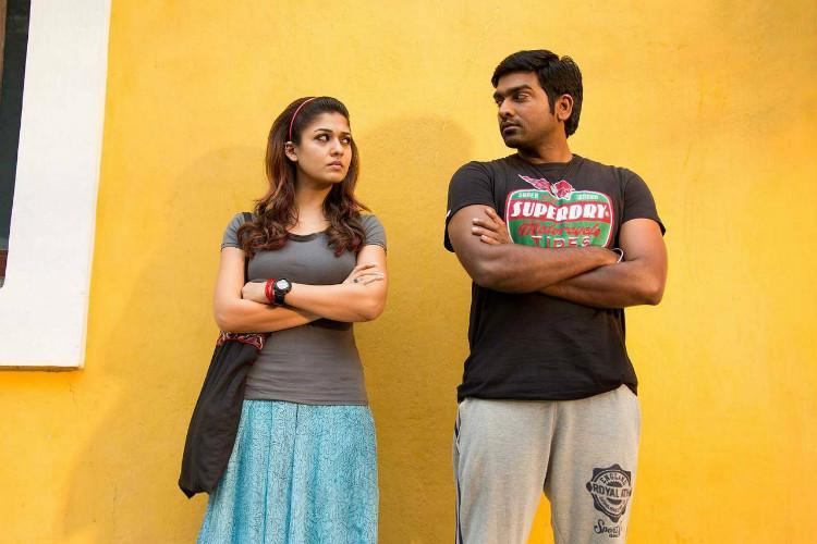 Vijay Sethupathi and Nayanthara pair up again