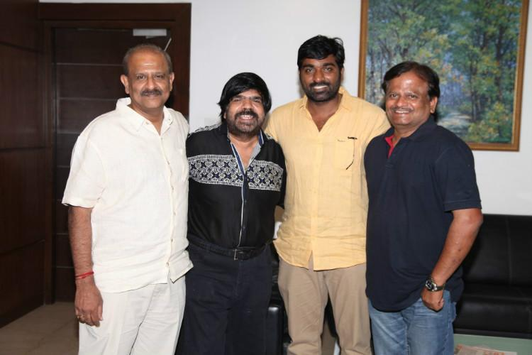 Vijay Sethupathi a unique actor can do what most mass heroes cant Director KV Anand