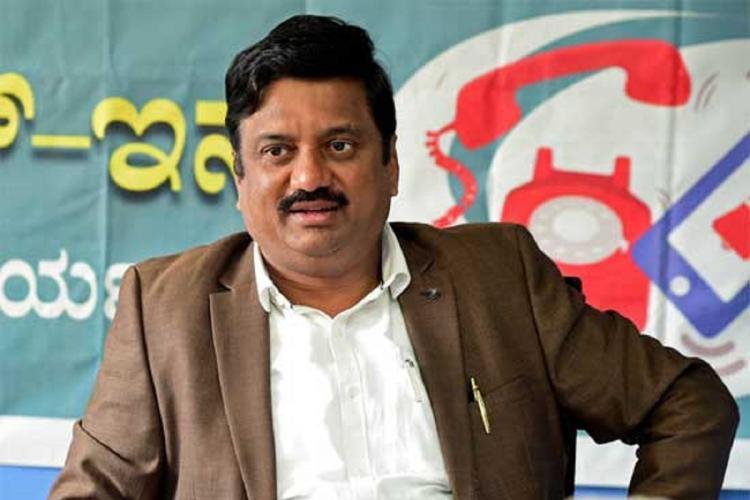 Bengaluru police say IAS officer Vijay Shankar died by suicide