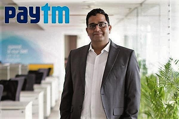 Cash is still king in India cashless economy not possible Paytm founder Vijay Sharma