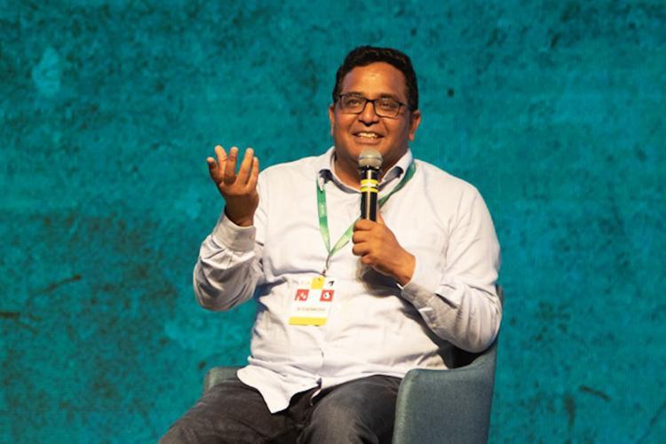 Vijay Shekhar Sharma at Techsparks 2018