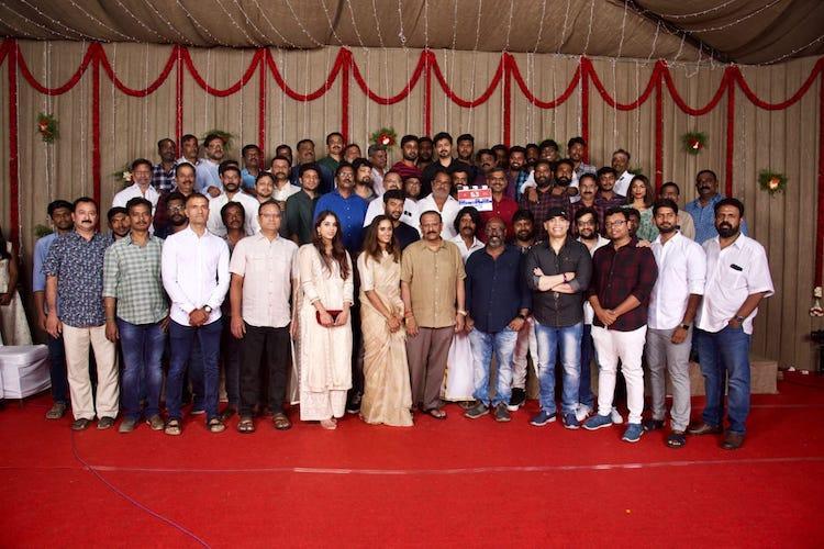 Shooting for Vijay 63 Vijays next with Atlee begins in Chennai