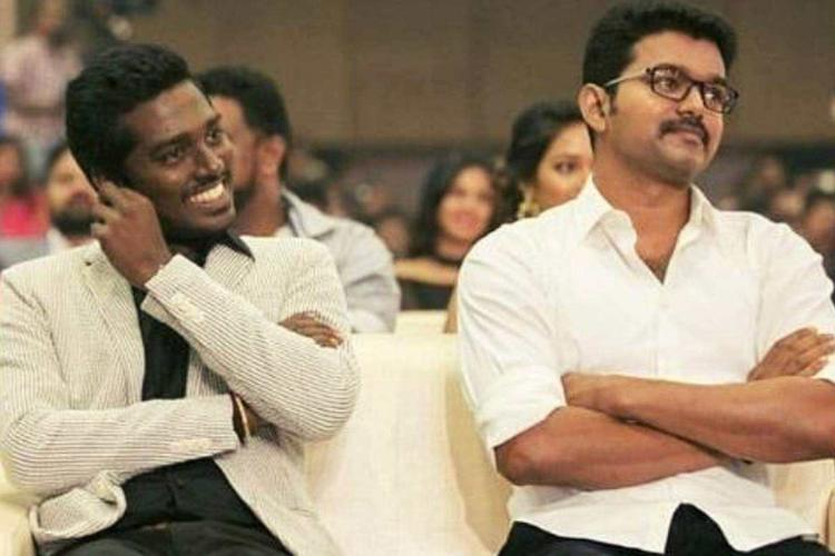 Vijay and Atlee might work together for a new film