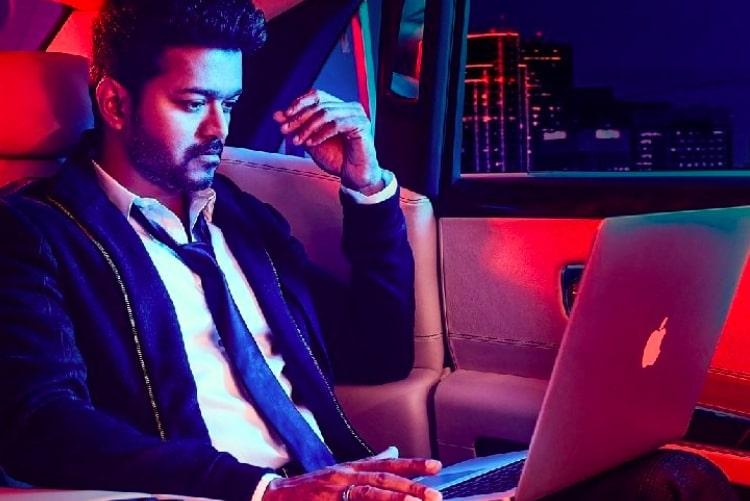 Case against Vijay Sarkar producers in Kerala for depicting smoking on films poster
