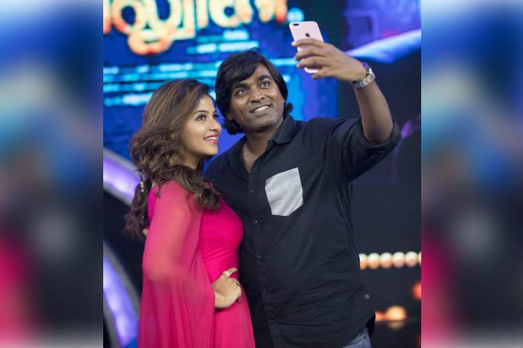 Vijay Sethupathi-Anjali film crew to fly to Thailand next