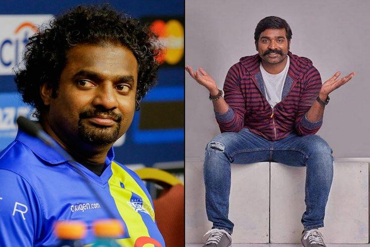 Vijay Sethupathi to play Sri Lankan cricket legend Muttiah Muralitharan