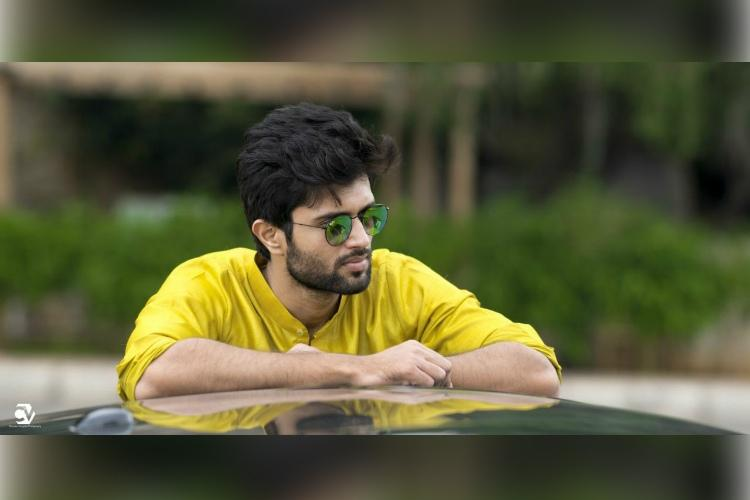 After round-the-clock shoot actor Vijay Deverakonda hospitalised due to exhaustion