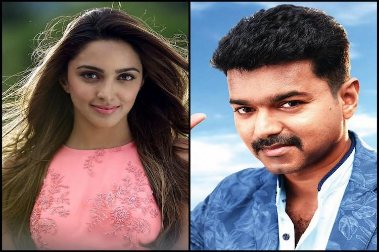 Kiara Advani to make her Tamil debut in 'Thalapathy 63'? | The News