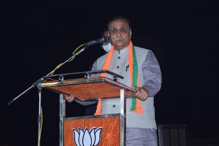 File photo of Vijay Rupani