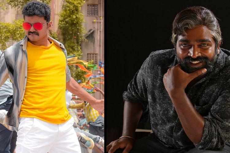 Vijay Sethupathi may play the antagonist in Thalapathy 64