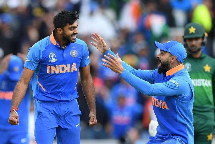 Vijay Shankar ruled out of World Cup through toe injury