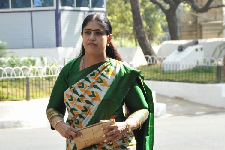 Vilavancode Congress MP Vijayadharani