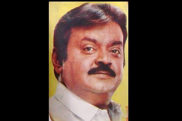 Ray of hope for Vaikos alliance Vijayakanth expresses interest