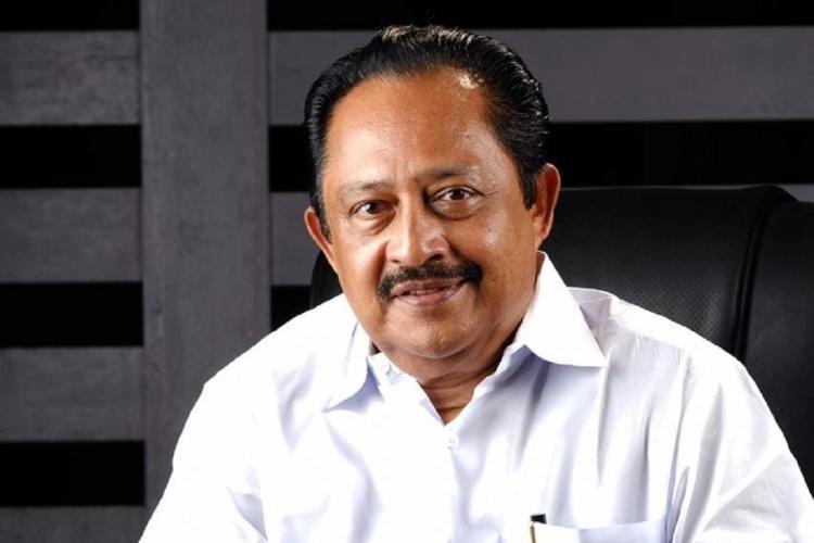 Vijayan Thomas