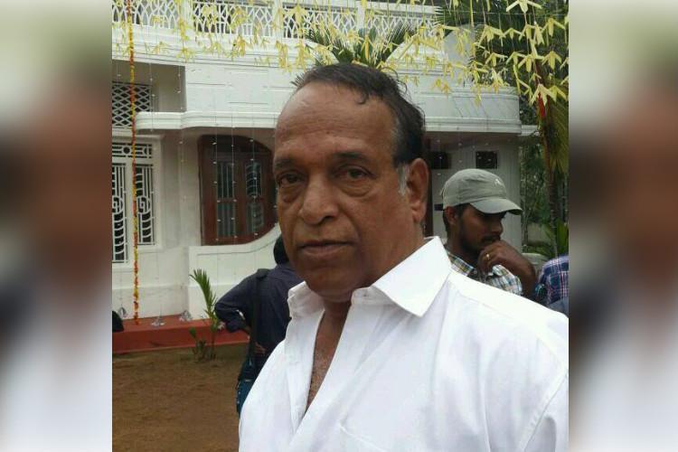 Malayalam actor Vijayan Peringode passes away at 66