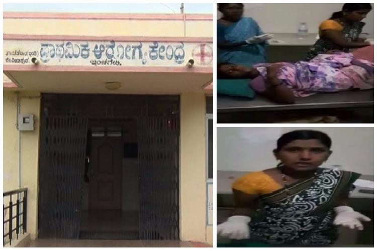 As empty health centres greet pregnant women in 2 Ktaka villages locals help deliver babies