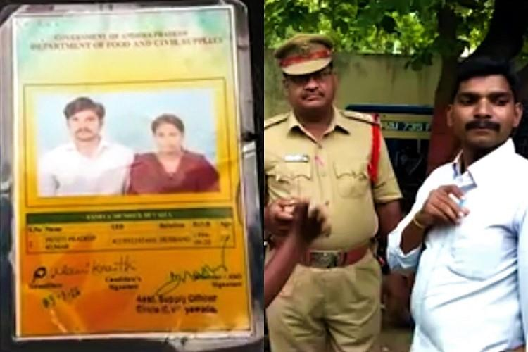 Andhra man beheads wife caught on cam walking with severed head in Vijayawada