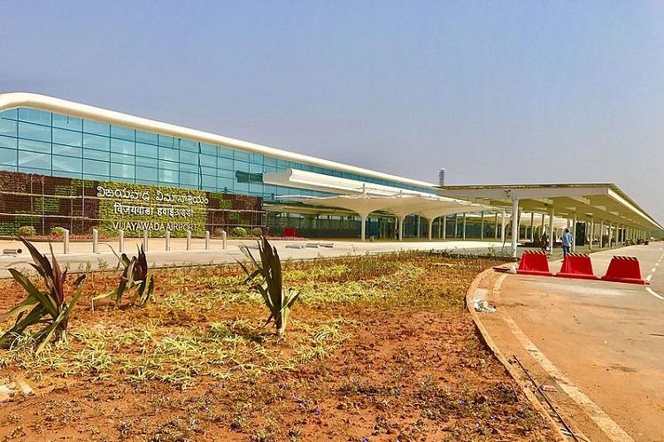 Vijayawada airport to begin flights to Singapore from Oct 25