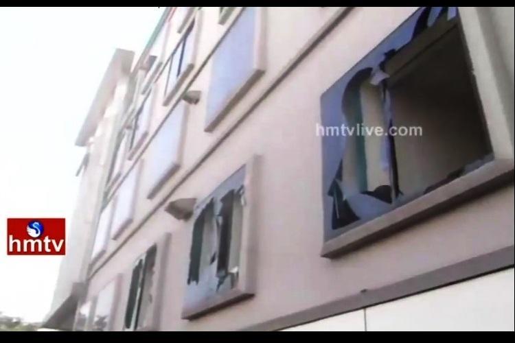 Fire breaks out in Vijayawada hospital no casualties reported