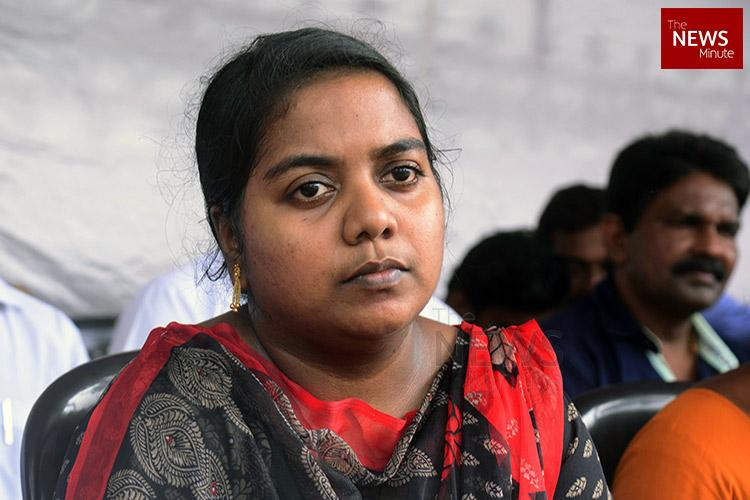 Viji wife of Sanal Kumar to receive Rs 10 lakh compensation from Kerala govt