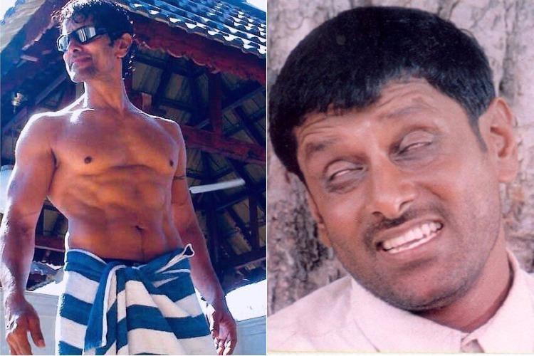 Vikrams six pack from sketch a peek at the actors different vikrams built look for sketch an upcoming tamil thriller written and directed by vijay chander has sent twitter into a frenzy altavistaventures Choice Image