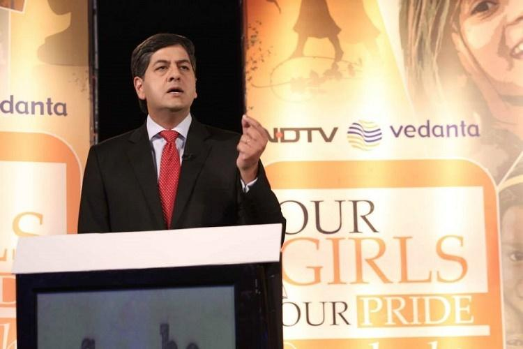 Vikram Chandra steps down as group CEO of NDTV