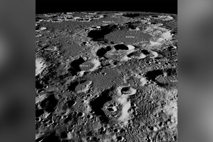 Chandrayaan-2: NASA releases high-resolution photos of Vikram's landing site