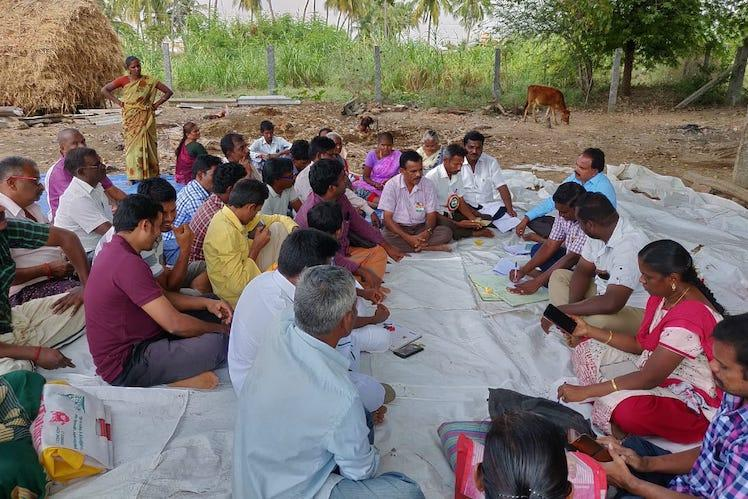 The great TN panchayat auctions Religion used to buy votes from people