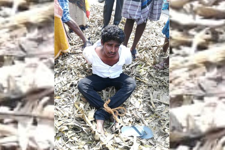 Dalit man lynched to death in TN family says he had stopped to defecate