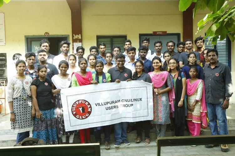 Meet the Villupuram group of engineers educating students about free and open software