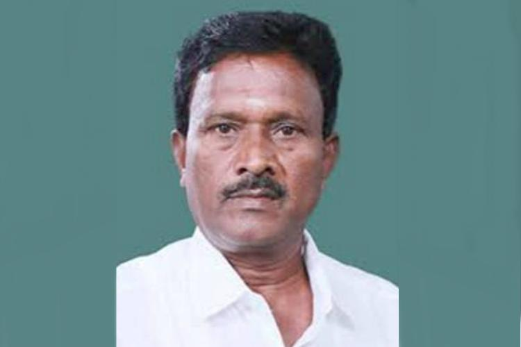 Villupuram MP S Rajendran killed in road accident in TN