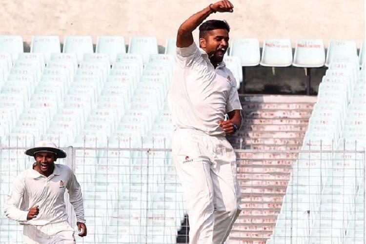 Vinay Kumar hat-trick sees Karnataka take control of Ranji Trophy quarter-final