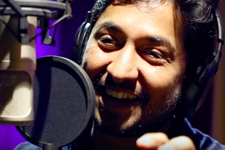 Ahead of inauguration Vineeth Sreenivasan sings melody for Kannur International Airport